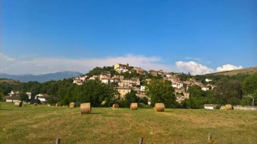 Paese di Monticelli di Esperia (FR)
